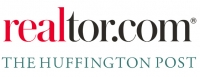 Realtor.com with Huffington Post Logo